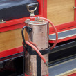 Old vintage fire engine - Stock Photo