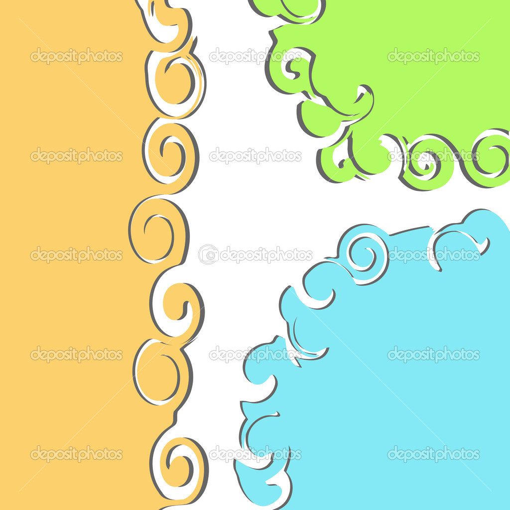 Big speech bubble made from colorful small bubbles  Stock Vector #6767696