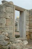 The ancient city of Hersonissos — Stock Photo