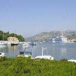 Port of Dubrovnik, Croatia. — Stock Photo #6760395