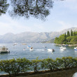 Cavtat's coast, Croatia. — Stock Photo