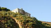 Lighthouse of Montjuïc. — Stock Photo