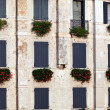 Stock Photo: Italiwindow pattern