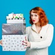 Christmas gifts — Stock Photo #7825725