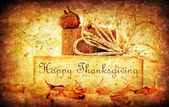 Thanksgiving holiday background — Stockfoto
