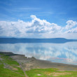 Peaceful view on lake Nakuru — Stock Photo #7118456
