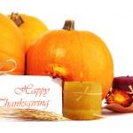 decoración de la fiesta de acción de Gracias — Foto de Stock