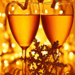 Romantic holiday celebration — Stock Photo #7665529