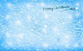 Beautiful Christmas card — Stock Photo