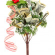 Money Christmas tree — Foto Stock