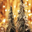 Christmas tree decoration — Stock fotografie