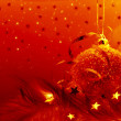 Christmas and New Year ornament — Stock Photo #7790410