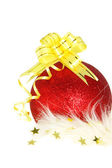 Christmas and New Year ornament — Stock Photo