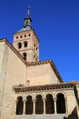 Church of San Martin Segovia, Spain — Stock Photo
