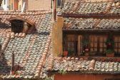 Medieval streets of Segovia, Spain — Stock Photo