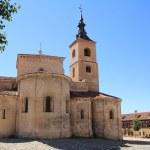 Church of San Millan Segovia, Spain — Stock Photo #7396066
