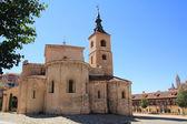 Church of San Millan Segovia, Spain — Stock Photo