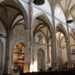 Foto de Stock  : Inside former Catholic church