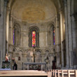 Inside former Catholic church — ストック写真 #7495798