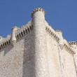 Torija Castle guadalajara , spain — Stock Photo