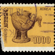 Postage stamp. — Stock Photo #7014236