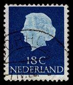 Postage stamp. — Fotografia Stock