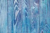 蓝色风化木门纹理 grunge 的好 — 图库照片