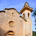 Постер, плакат: Church of Sant Bartolome in Valldemossa Majorca