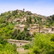 Deia typical stone village in Majorca Tramuntana — Stock Photo #6837226