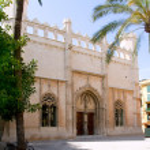 La Lonja Denkmal in Palma De Mallorca Mallorca — Stockfoto