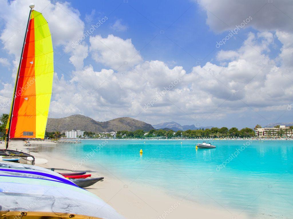 Пляжи майорки