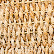 Stock Photo: Basketry traditional texture of twisted reeds