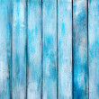 Aged blue painted grunge wood texture — Stock Photo #6951065
