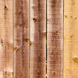 Brown wood stripes weathered texture — Stock Photo #6951836
