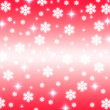 Christmas snowflake and stars illustration — Stock Photo #7004576