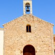 Sant Ferran church and belfry in Formentera — 图库照片