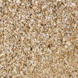 Ibiza sand macro soil texture — Stock Photo