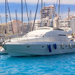 Ibiza San Antonio de Portmany marina — Stock Photo