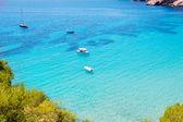 Ibiza Cala de Sant Vicent caleta de san vicente — Foto de Stock