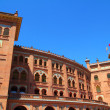 Royalty-Free Stock Photo: Madrid bullring Las Ventas Plaza toros