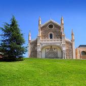 Мадрид Иглесия де Лос Херонимос церковь — Стоковое фото