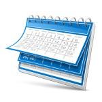 Calendar — Stock Vector #7760904
