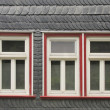 Stock Photo: Decoratively windows