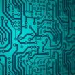 Royalty-Free Stock Photo: Printed circuit board