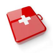 First aid kit — Zdjęcie stockowe