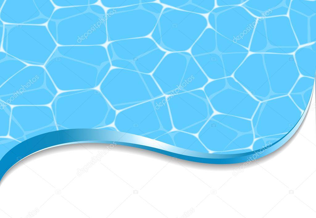 矢量 emaria  池或热带海洋水纹理 martanovak  一个女孩在游泳池