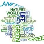 Постер, плакат: Ecology poster