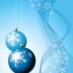 Christmas bulbs — Stock Vector #7058341
