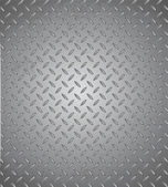 Stainless steel background — Stock Vector
