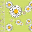 Royalty-Free Stock ベクターイメージ: Floral endless pattern